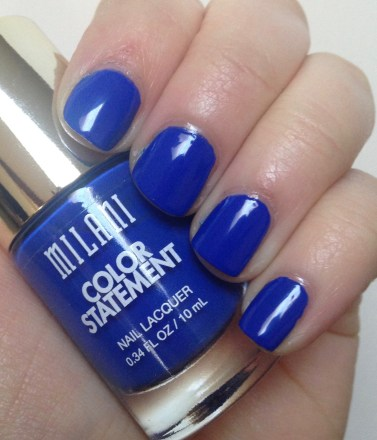 Milani Color Statement – Blue Print