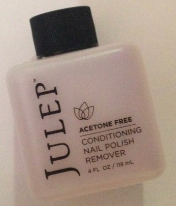 Julep Conditioning Nail Polish Remover