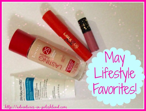 May Lifestyle Favorites | Beauty, Skincare & More!