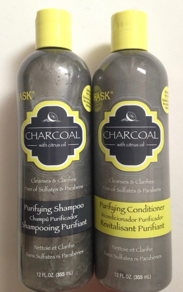 HASK Charcoal Purifying Hair Care Collection Review