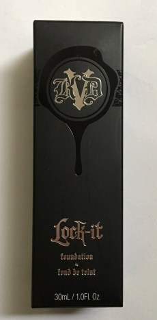 Kat Von D Lock–It Foundation Review