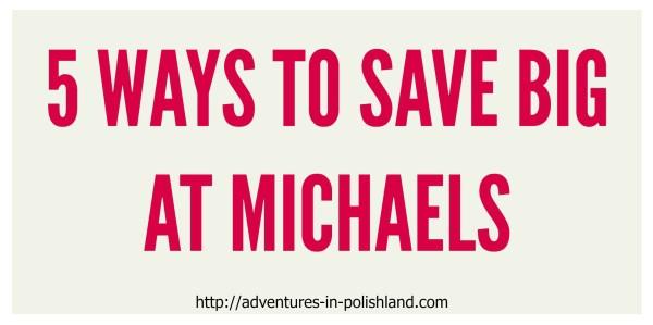 Michaels Craft Sales Flyer