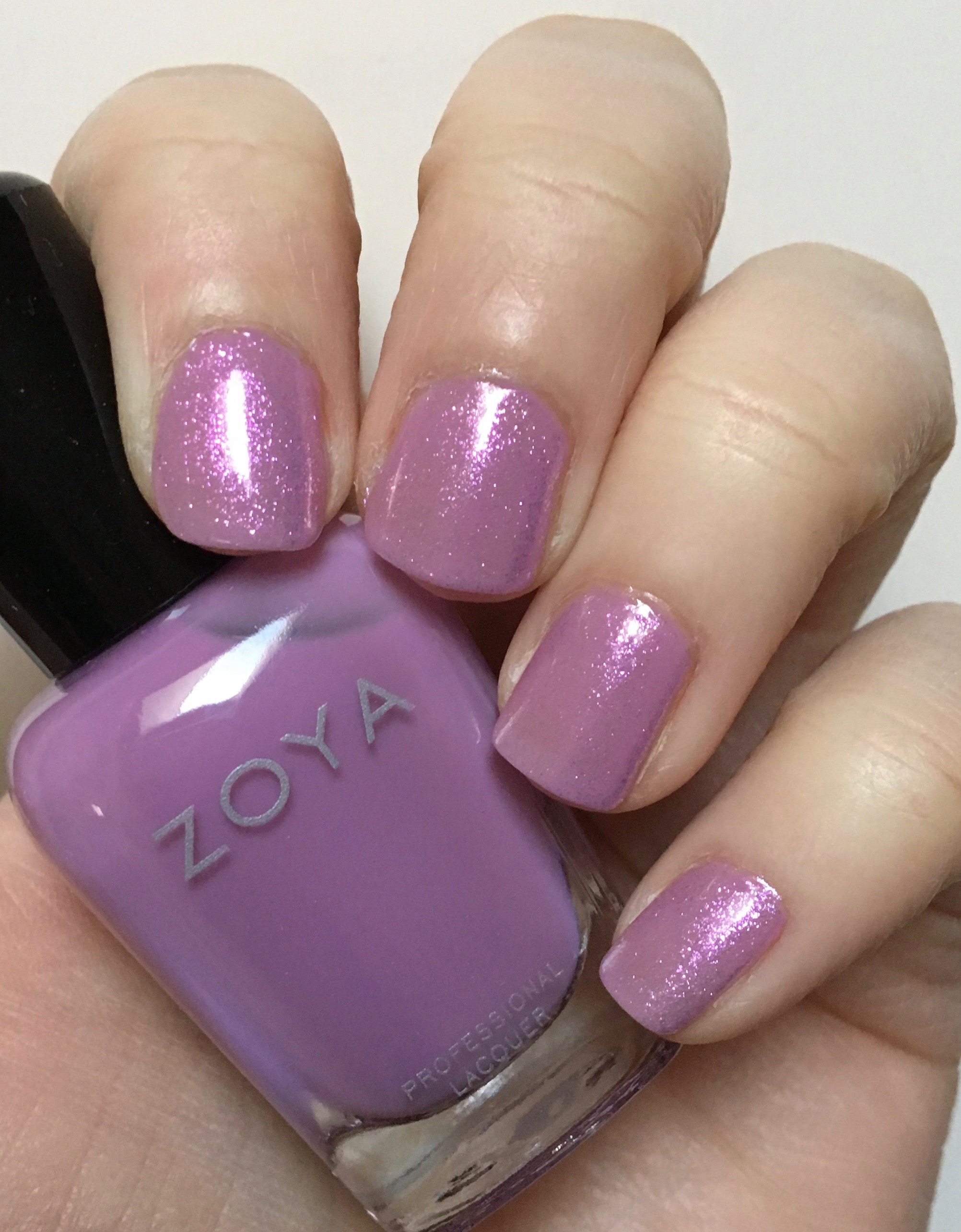 Zoya Nail Polish Kisses Collection | Special Edition Pastel Jellies ...