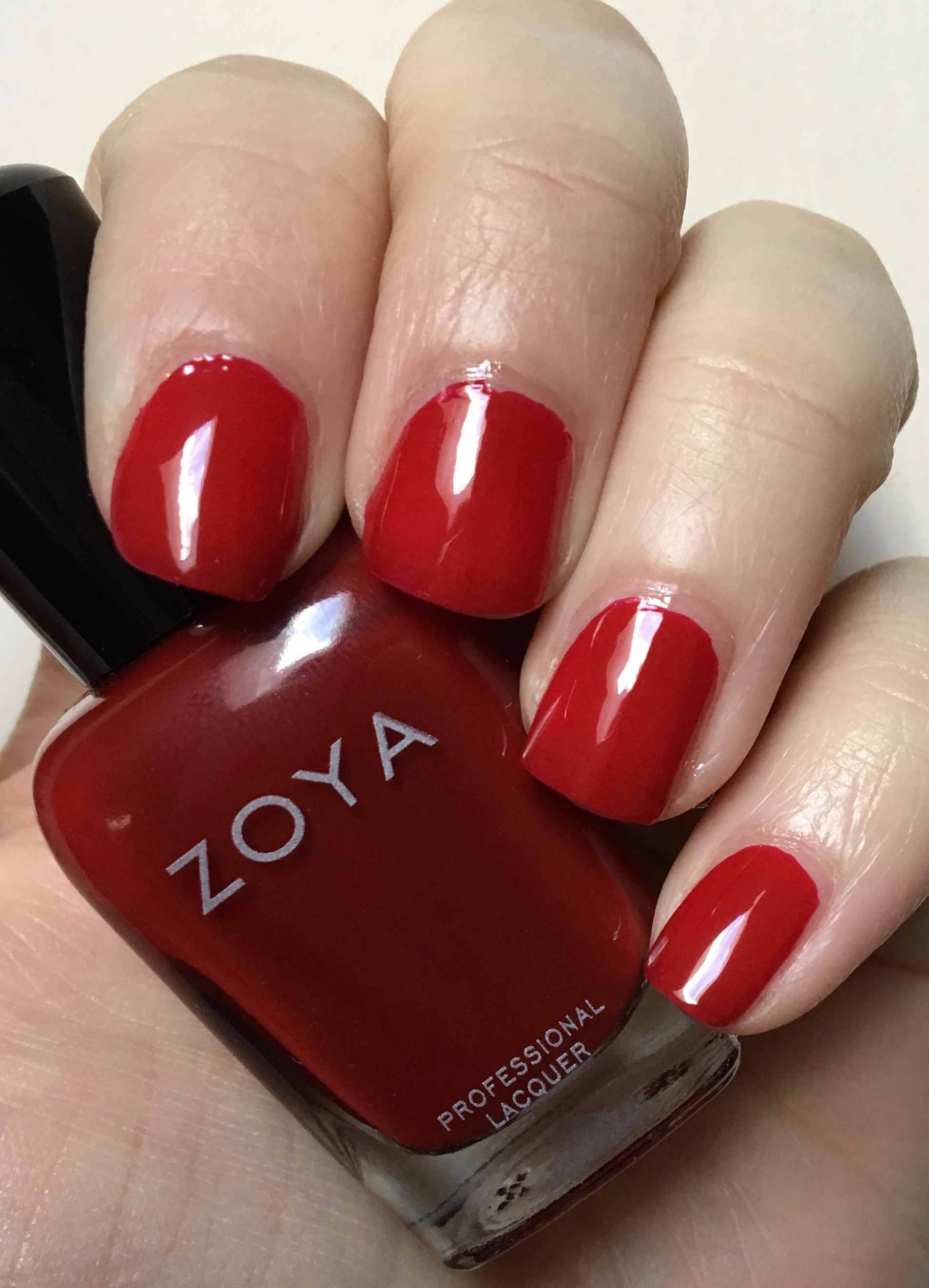 Zoya Nail Polish Party Girls Collection Review | Winter & Holiday ...