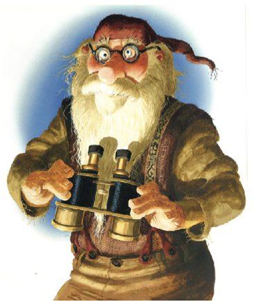 Gluggagægir- trzynastu islandzkich Mikołajów