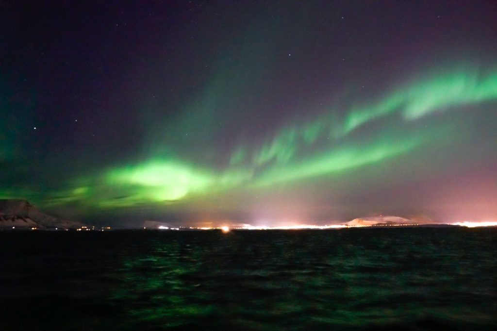 Best Place Northern Lights