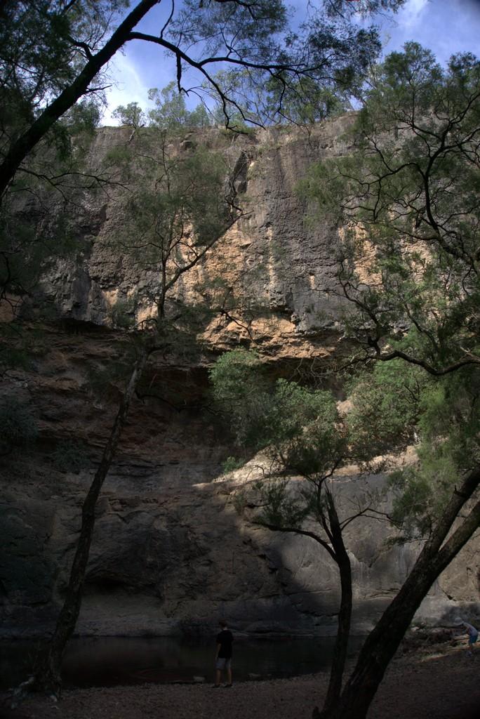 Dripping Rock