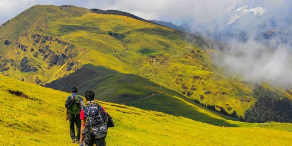 "Trekking newlyplace.com ""Top Famous Trekking Places in Himalaya"""
