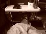 Leg Room.