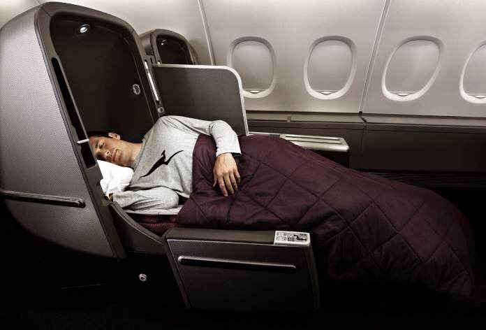 A Love Affair With Airline Pyjamas And Sleep Suits