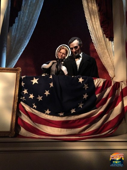 President Abraham Lincoln and Mary Todd Lincoln