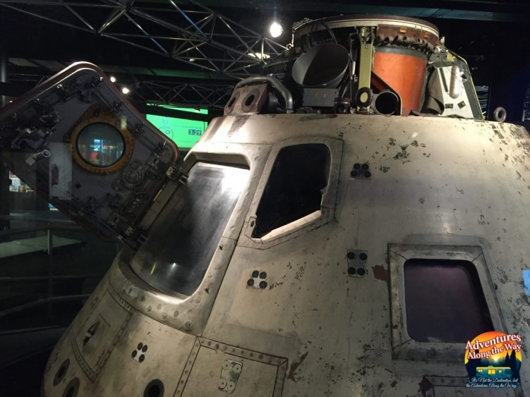 Apollo 8 - Chicago Museum of Science and Industry