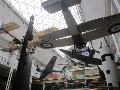 Imperial War Museum - Planes