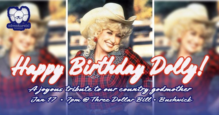 Happy Birthday Dolly!