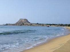 Yala ligt aan het strand
