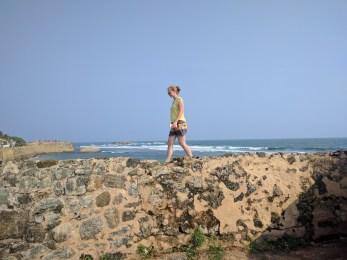 Uitstapje naar Galle Fort