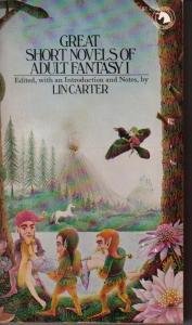 Short Novels of Adult Fantasy