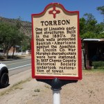 Torreon Marker Lincoln NM