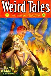 Miskatonic University PressWeird Tales compendium