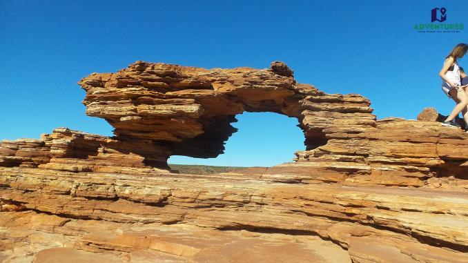 Kalbarri Nature's window