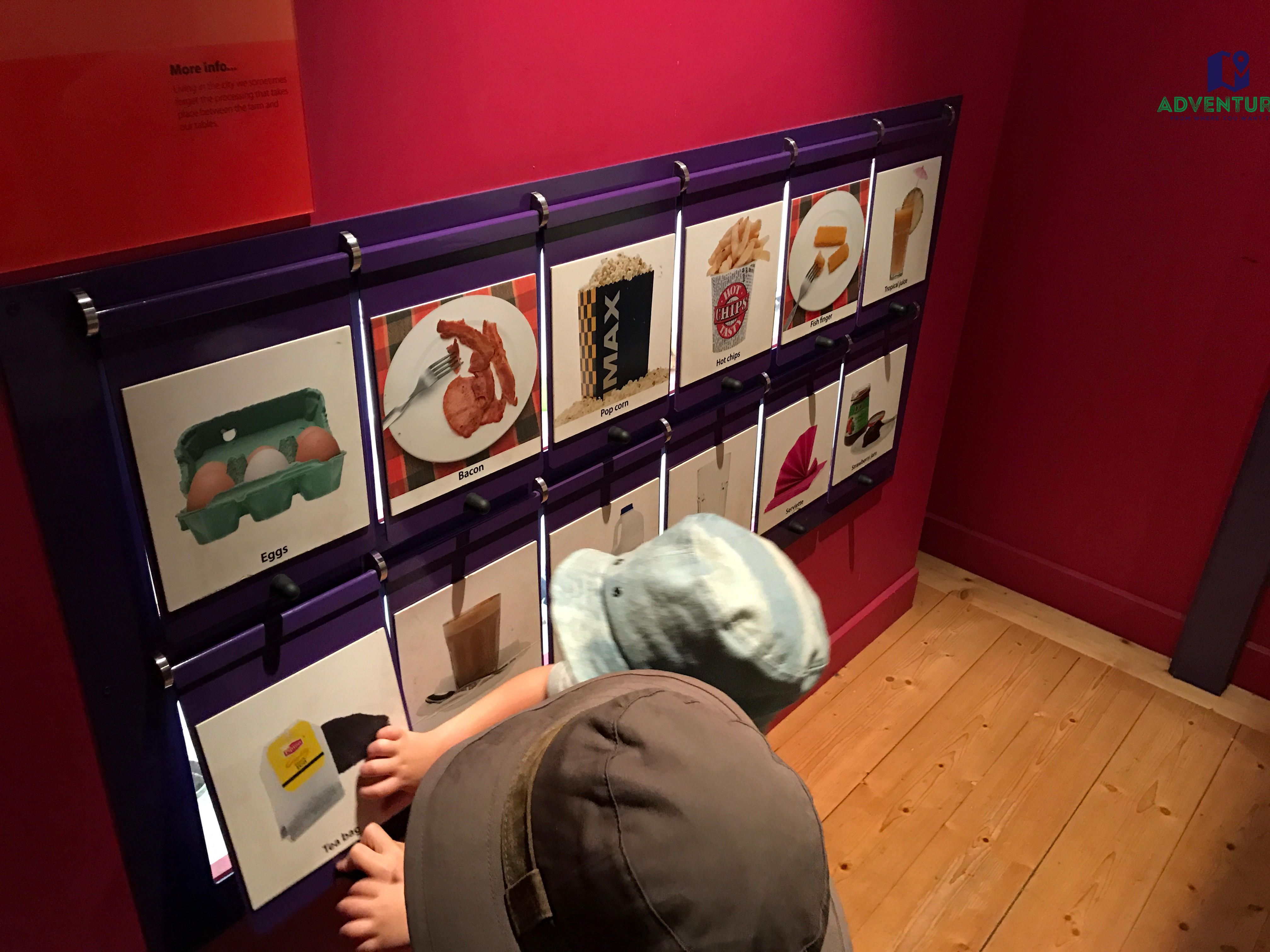 Science Works - Main exhibit