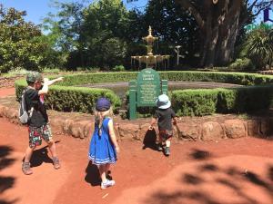tourist in ballarat