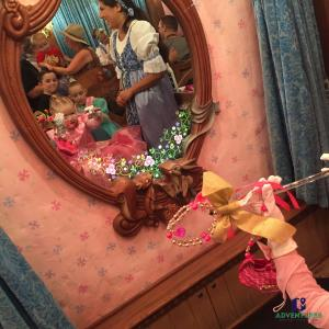 1- Bibbidi Bobbidi Boutique at the Disneyland Resort