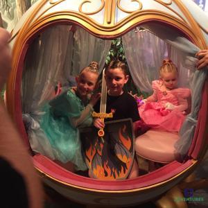 Bibbidi Bobbidi Boutique at the Disneyland Resort