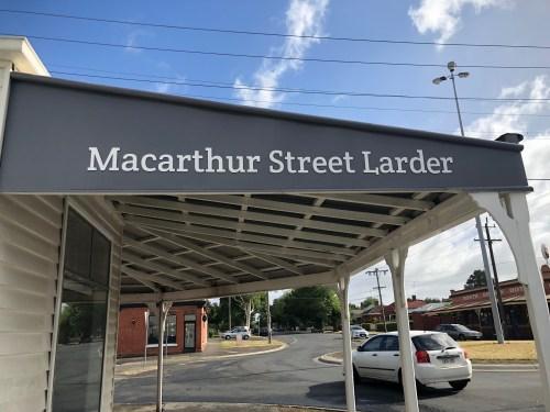macarthur street larder