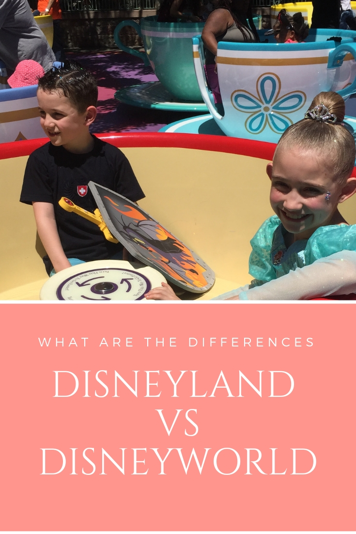 Traveling to the states and want to experience some Disney Magic. Then you need to visit Disneyworld or Disneyland.Many people that have never been to a Disney Park, think that Disneyworld and Disneyland are the same thing. But they are two very different parks in two very different locations in U.S.A So Disneyworld vs Disneyland what are the differences.