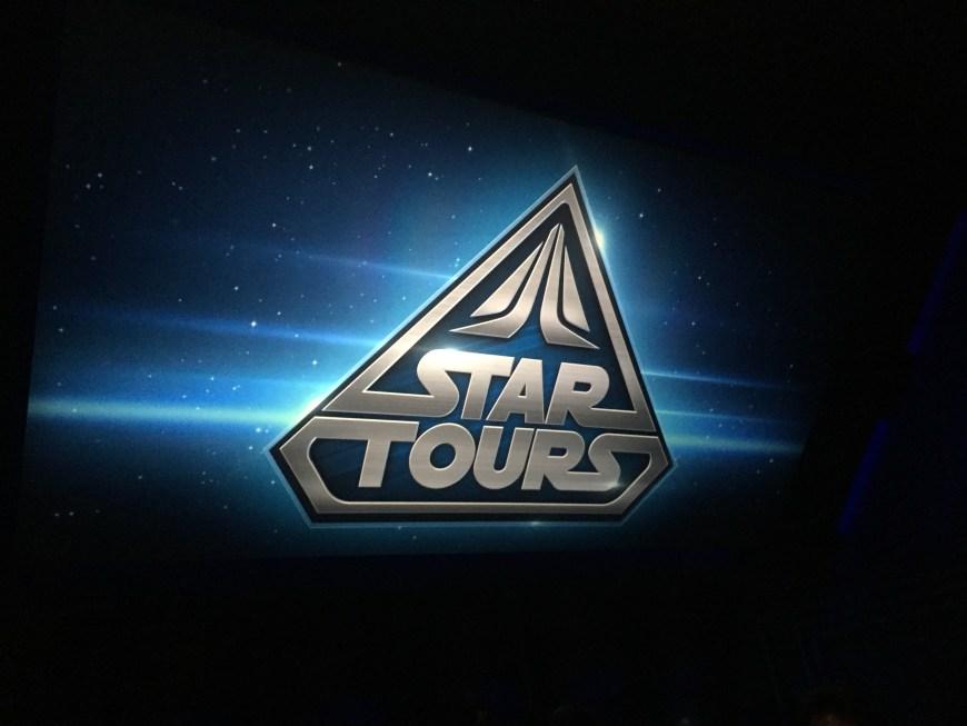 Star Tours WDW Planning a Disneyworld trip
