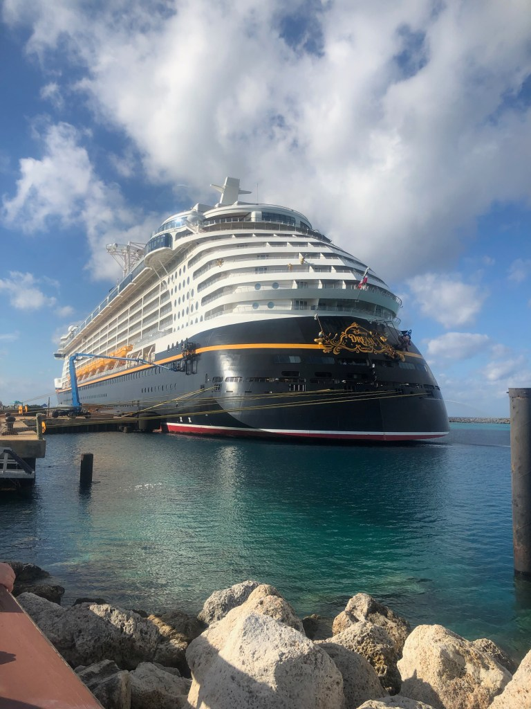Disney cruise line - dream Castaway Cay