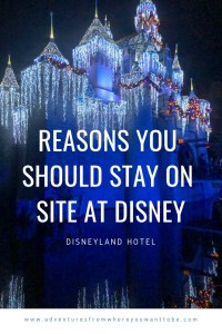 Is it worth paying a premium to stay on site at a Disney hotel?