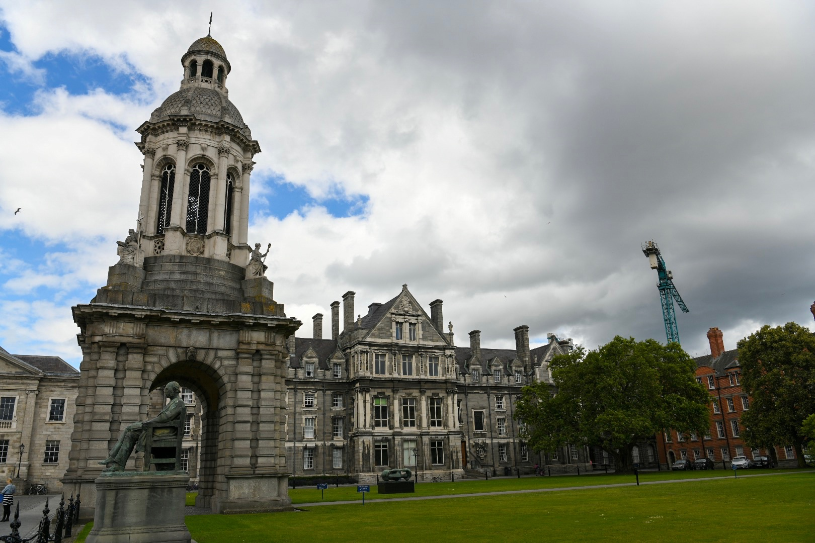 Liberty College, Dublin Ireland