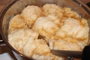 Soup and Dumplings #FallSoupSeason