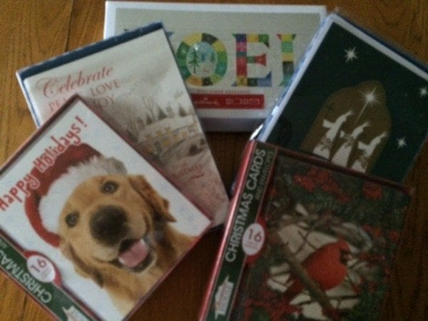 christmas cards for soldiers