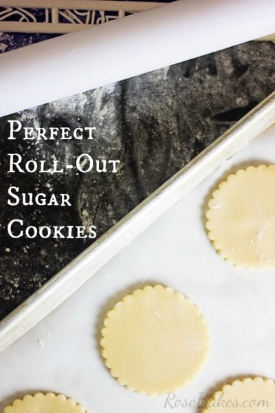 Perfect Roll-Out Sugar Cookie Recipe - HMLP 64 Feature