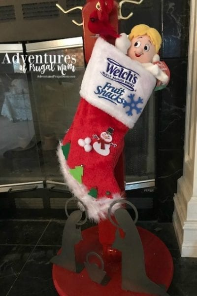 Remembering My Sister with a Frosty Stocking by North Carolina Lifestyle Blogger Adventures of Frugal Mom (