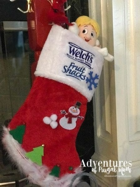Remembering My Sister with a Frosty Stocking by North Carolina Lifestyle Blogger Adventures of Frugal Mom