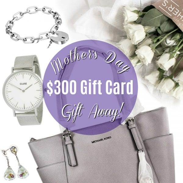 A Letter to My Daughters on Mother's Day plus a MyGiftStop Giveaway