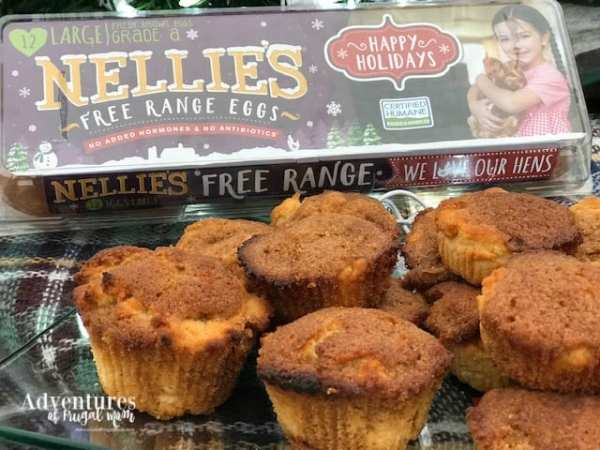 Mini Coffee Cakes Perfect for A Blog Cabin Reveal from North Carolina Lifestyle Blogger Adventures of Frugal Mom