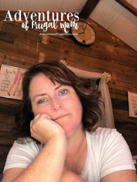 Meno- Pausing for Fertilizer: A Moment of Honesty from North Carolina Lifestyle Blogger Adventures of Frugal Mom