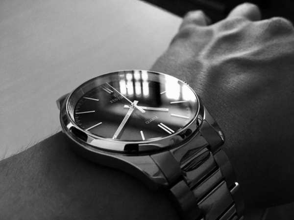 Why Every Man Needs to Start Wearing a Wrist Watch Again from North Carolina Lifestyle Blogger Adventures of Frugal Mom