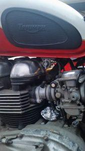 Triumph Hotplate