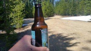 one beer walk