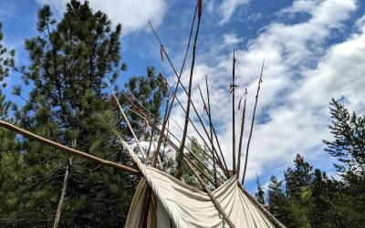 Lost Creek Longhouse Chapter 6: Striking Camp