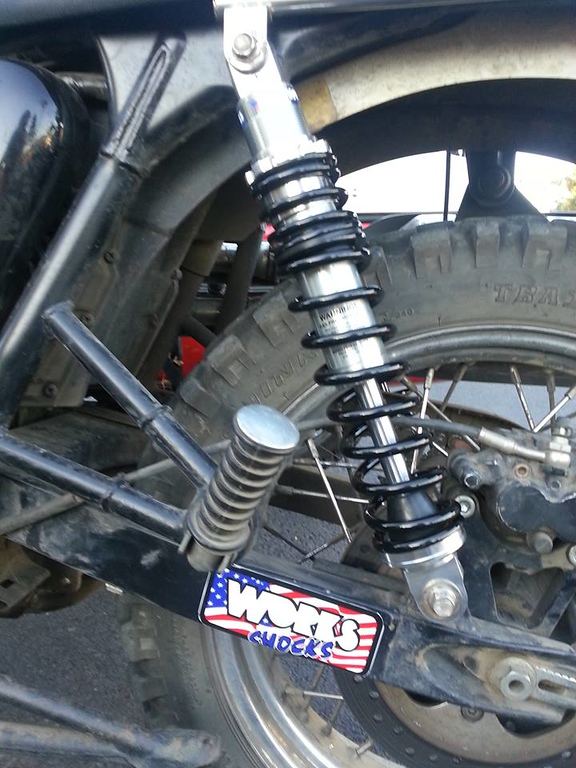 Works performance shocks and springs