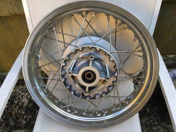 Thruxton Rear Wheel