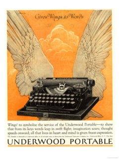 winged-typewriter