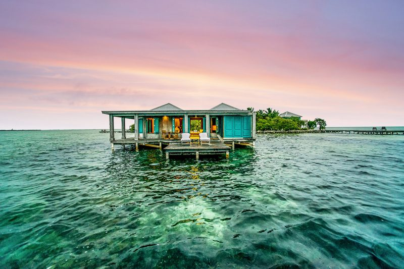 Belize Island Vacations All Inclusive Private Island Belize Resorts